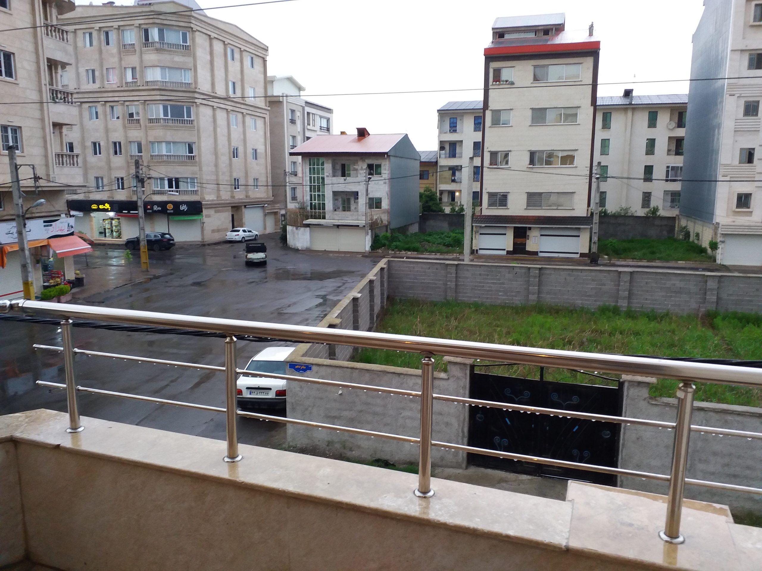 فروش آپارتمان 200 متری نوساز تک واحدی رشت گلسار بلوار گیلان