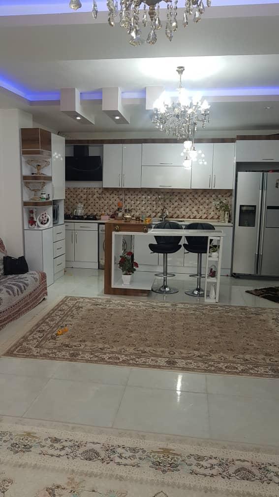 فروش آپارتمان 93 متری شیک و خوش نقشه در رشت بلوار لاکان