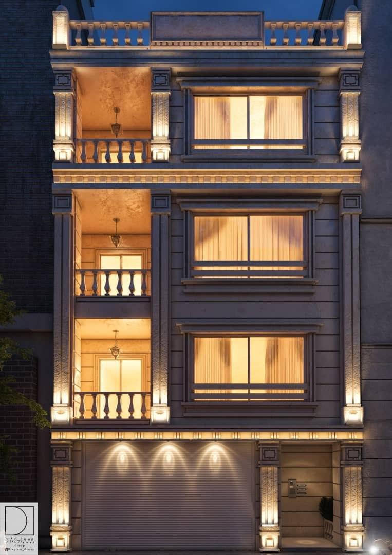 فروش آپارتمان 140 متری نوساز بوستان 12
